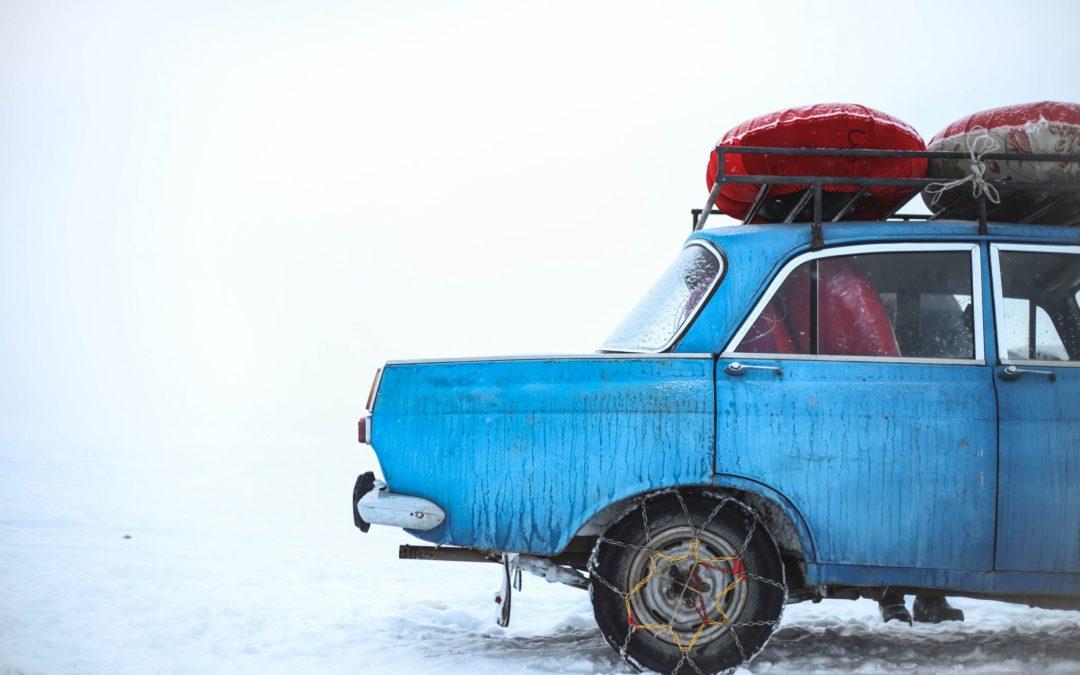 Hoe komt u veilig aan op uw wintersportbestemming?