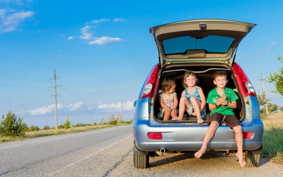 Nederlanders het liefst met de auto op vakantie