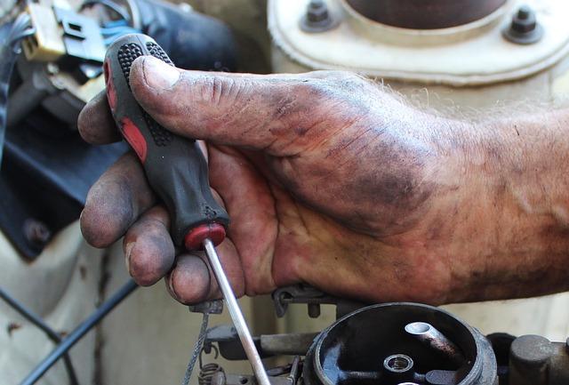 Is gereedschap meeverzekerd op de bestelautoverzekering