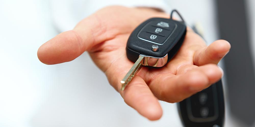 Autoverzekering: Autosleutels kwijt of gestolen?