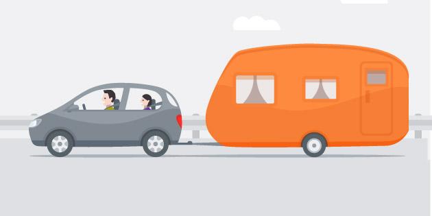 Een caravanverzekering is niet verplicht, maar waarom wel nodig?
